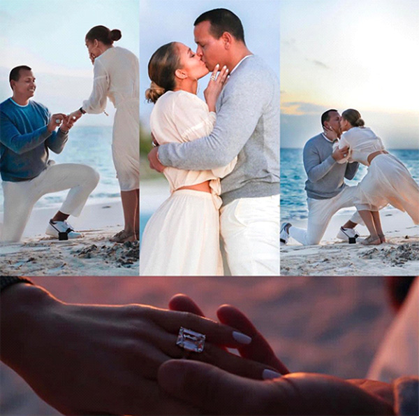 Celebrity engagement ring inspirations - Weddings of India
